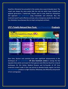 Complete Lice Prevention Kit