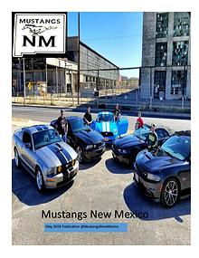 Mustangs New Mexico