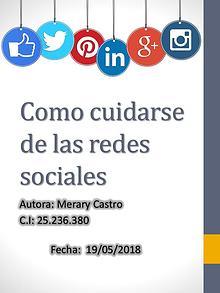 Revista: como cuidarse de las redes sociales