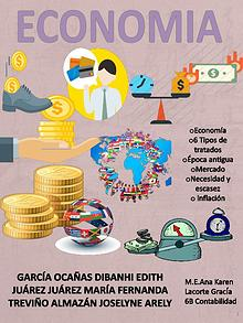 Revista digital de economía- 6B Contabilidad