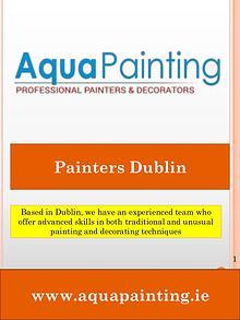 painters dublin