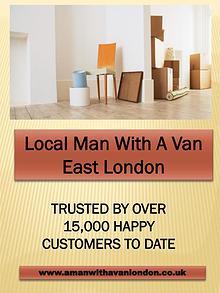 Local Man with a van London|https://www.amanwithavanlondon.co.uk/