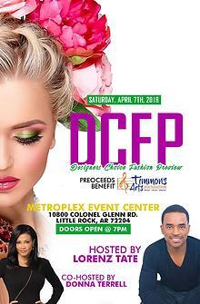 DCFP Fashion Show Program - 2018