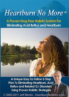 Heartburn No More PDF, Jeff Martin's book reviews and download