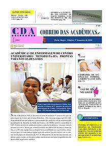 Jornal Correio das Acadêmicas