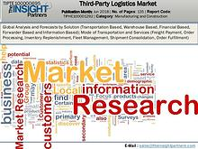 Third-Party Logistics Market Key Trends,Growth,Analysis and Forecast
