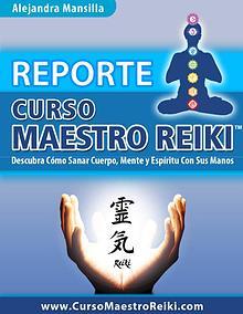 Curso Maestro Reiki De Alejandra Mansilla Gratis PDF Descargar Libro