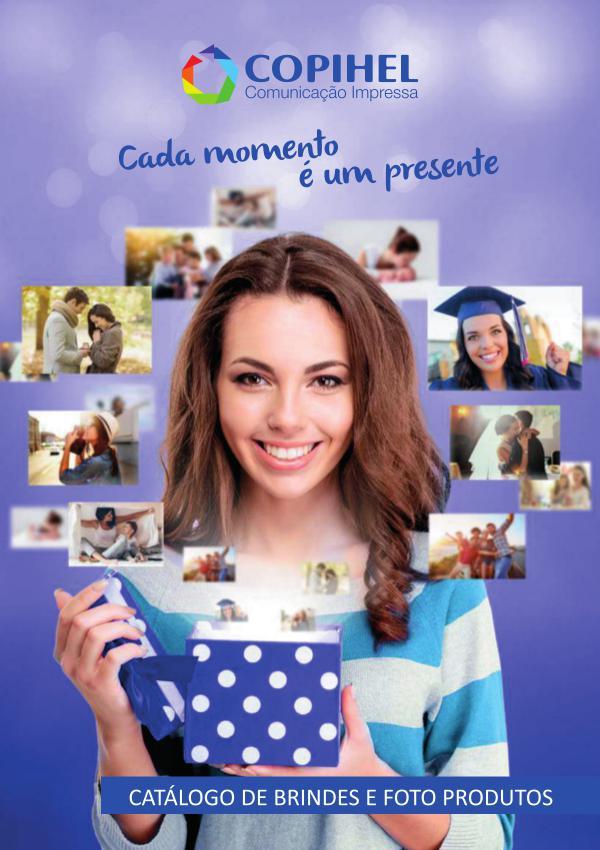 Catálogos Copihel Catalogo Completo Brindes Copihel