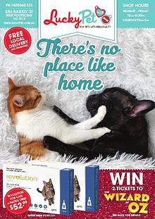 Lucky Pet Sale Catalogue for July 2018