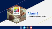 Products Offered By Albumii